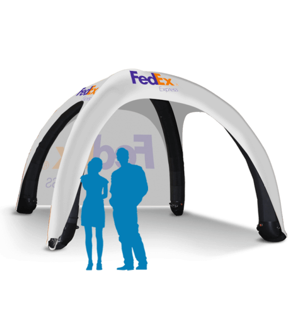 13x13 Inflatable Tent Packages