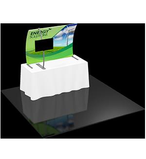 Formulate Master Tabletop Displays