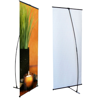L-Banner Stands