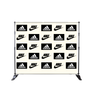 Step and Repeat Banner Stand (adjustable)