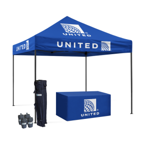 branded tents