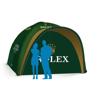 10x10 Advertising Dome Tents