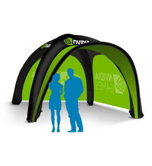 10x10 Advertising Inflatable Tents