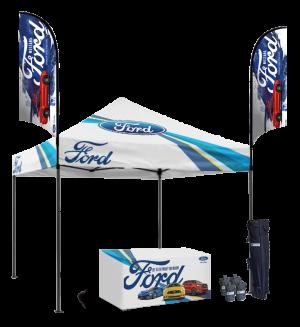 popup event tents