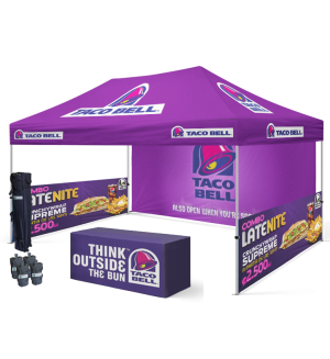 10x15 Custom Tent Packages #11