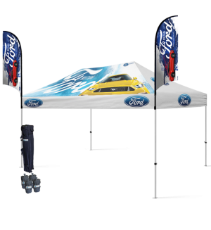 10x15 Custom Tent Packages #16