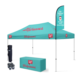 10x15 Custom Tent Packages #17
