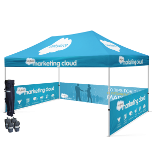 10x15 Custom Tent Packages #18