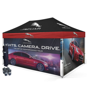 10x15 Custom Tent Packages #5