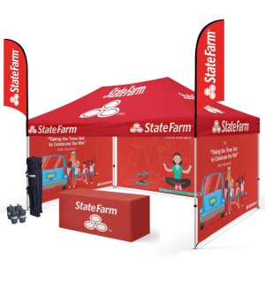 10x15 Custom Tent Packages #6
