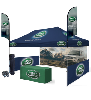 10x15 Custom Tent Packages #6A