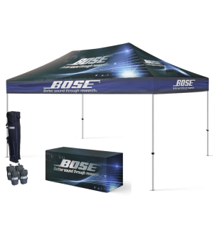 10x15 Custom Tent Packages #9