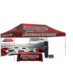 10x20 Custom Tent Packages #10