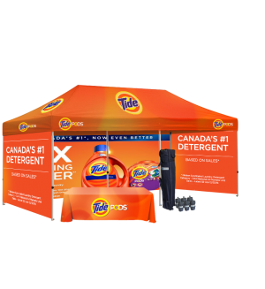10x20 Custom Tent Packages #12