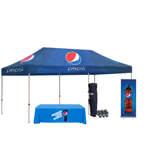 10x20 Custom Tent Packages #13