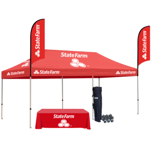 10x20 Custom Tent Packages #14