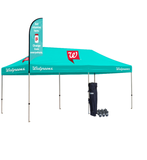 10x20 Custom Tent Packages #15