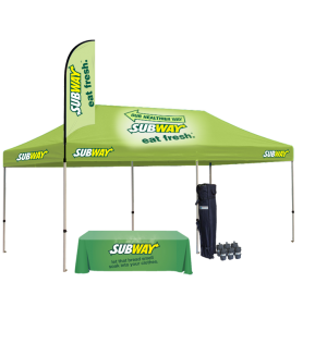 10x20 Custom Tent Packages #17