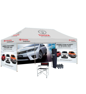 10x20 Custom Tent Packages #20