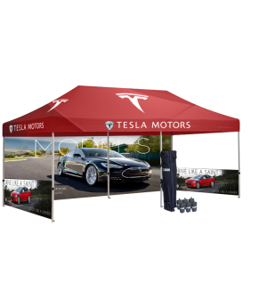 10x20 Custom Tent Packages #3
