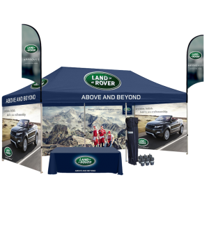 10x20 Custom Tent Packages #6