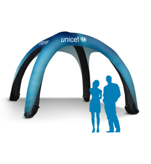 13x13 Inflatable Tent Package #1