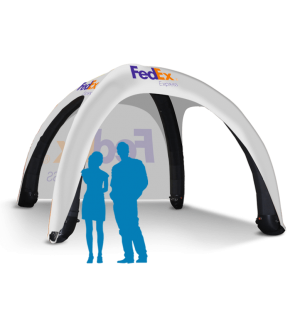 13x13 Inflatable Tent Package #3