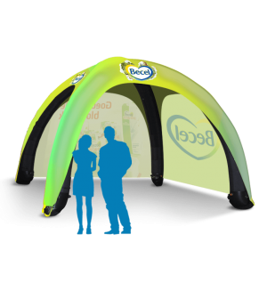 13x13 Inflatable Tent Package #5