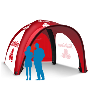 13x13 Inflatable Tent Package #8