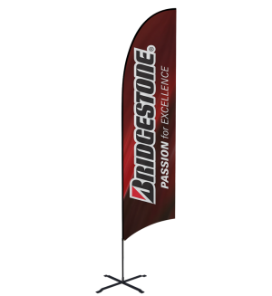 15ft Custom Concave Flags