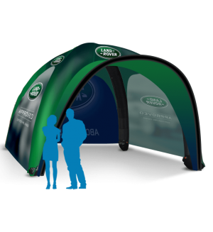 17x17 Inflatable Tent Package #8