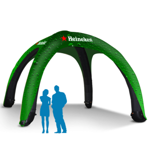20x20 Inflatable Tent Package #1