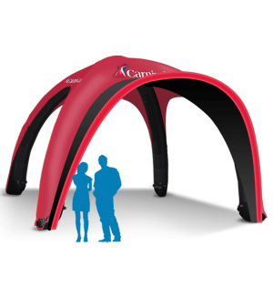 20x20 Inflatable Tent Package #2