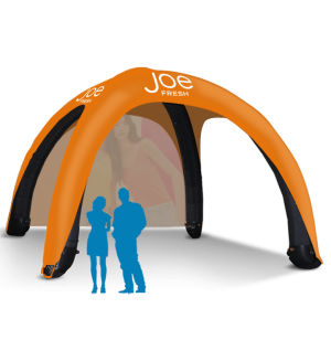 20x20 Inflatable Tent Package #3