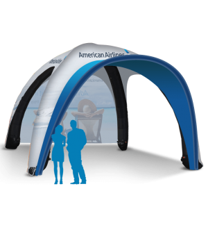 20x20 Inflatable Tent Package #4