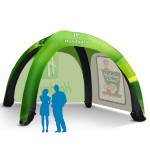 20x20 Inflatable Tent Package #5
