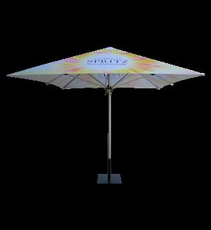 2M Square Umbrella