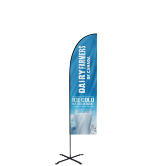 marketing flag