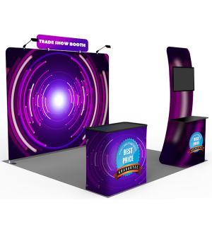 Lightweight Booth Package - 3