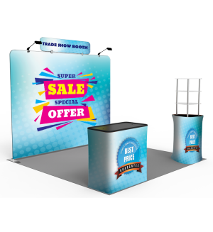 Lightweight Booth Package - 7