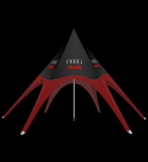 Single Peak Star Tent  – 26ft