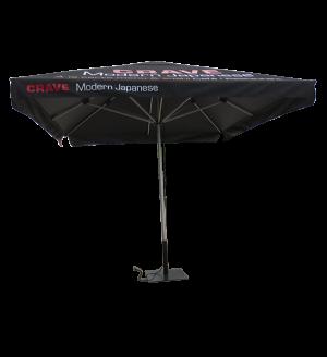 3M Square Umbrella
