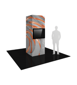 Modular Monitor Tower