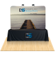 tretch table top fabric booths