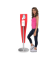 Rectangle Trappa Post Sanitizer Stand